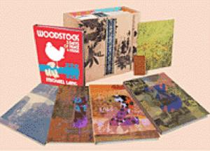 woodstock : coffret commémoratif