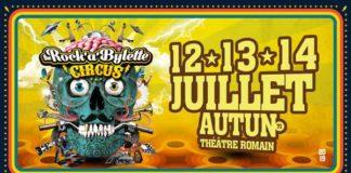 Rockabylette Circus Festival autun 2019