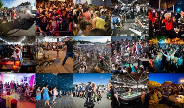 Rockabylette Circus Festival autun 12 13 14 juillet