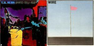 Wire & UK Subs