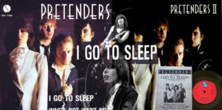 pretenders i go to sleep
