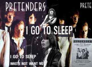 pretenders i go to sleep