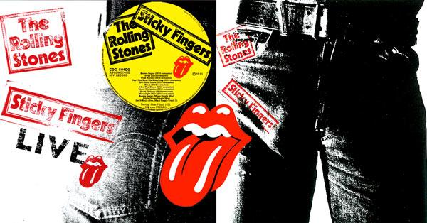 stones sticky fingers