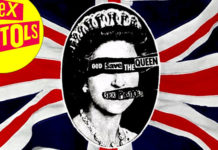 sex pistols god save the queen no future