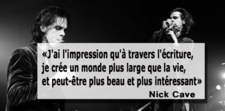 nick cave citation
