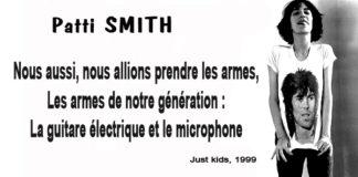 patti smith citation