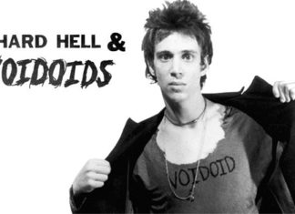 richard hell and the voidoidsss