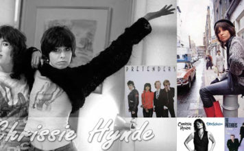 chrissie hynde The Pretenders