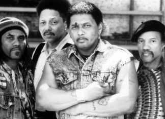 The Neville Brothers (1989)