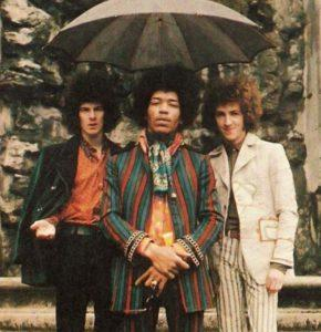 Redding, Hendrix, Mitchell