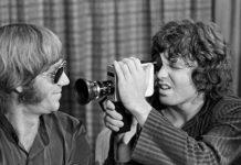 ray Manzarek et Jim Morrison