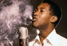 Sam Cooke en studio