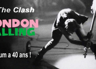 london calling The Clash