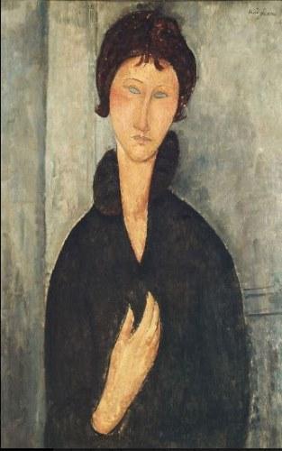 Modigliani, un portraitiste