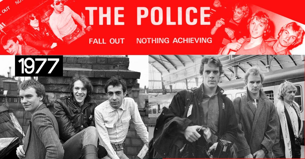the police henry padovani sting outlandos d'amour