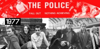 the police 1977 outlandos d'amour