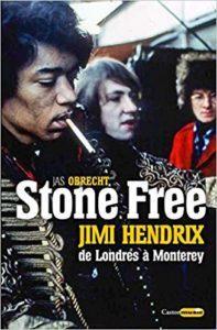 stone Free jimi hendrix Jas Obrecht