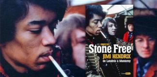stone free livre jimi hendrix