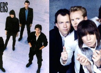 the pretenders learning to crawl back on the chain gang
