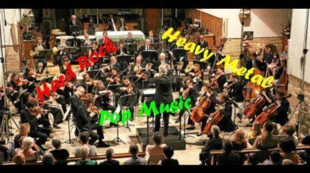 Concerto pour rock et orchestre