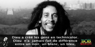 bob marley citation