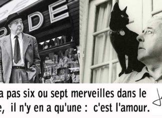 Jacques Prévert biographie citations