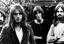 Mason, Gilmour, Waters, Wright