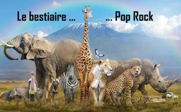 Bestiaire pop rock