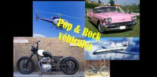 Pop and Rock véhiculés