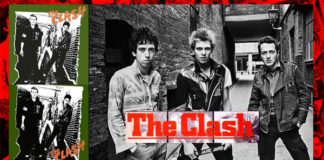 The Clash 1er album 1977