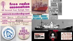 De Radio Caroline à la Bande FM