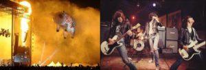 Pop and Rock around 1977