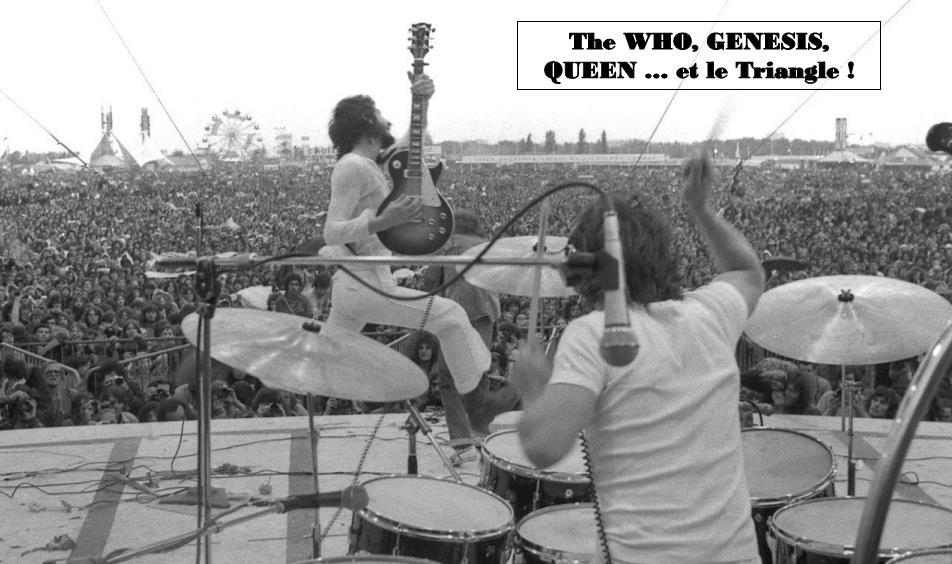 Genesis the Who Le triangle