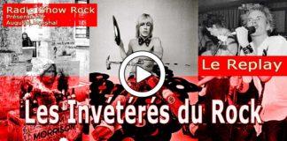 Les invétérés du Rock - Poscast présenté par Auguste Marshal