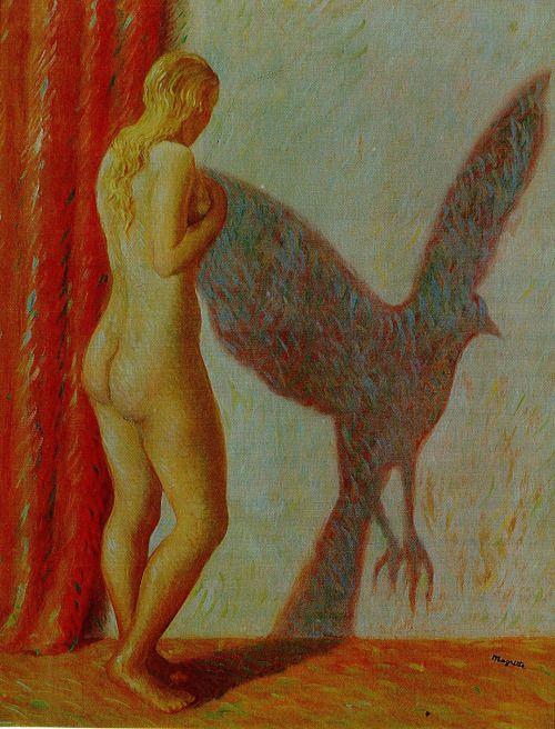 Magritte, Le principe d'incertitude