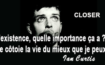 joy division closer ian curtis