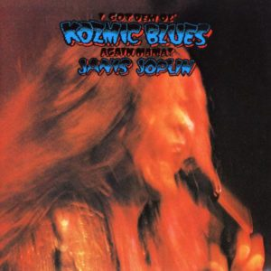 Pochette Janis & Kozmic Blues