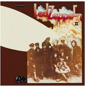pochette Led Zeppelin ll
