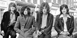 led zeppelin (1970)