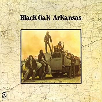 Black Oak Arkansas (pochette premier album)
