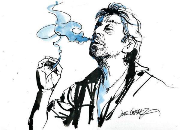 Gainsbourg par José Correa